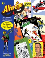 Alter Ego: The Best of the Legendary Comics Fanzine cover art