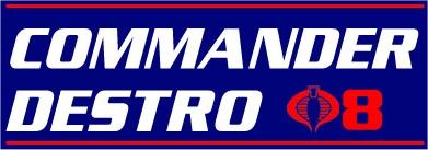 Cobra Commander/Destro for President