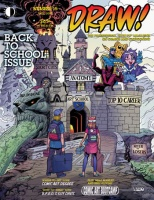 Draw! #15 cover art