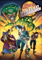 Jayce and the Wheeled Warriors DVD cover art