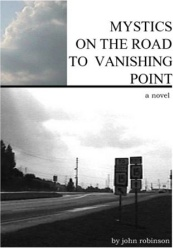 Mystics on the Road to Vanishing Point book cover art