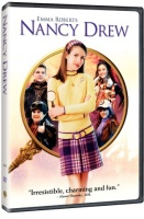 Nancy Drew DVD cover art