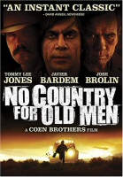No Country For Old Men DVD Cover Art