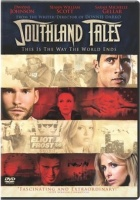 Southland Tales DVD cover art