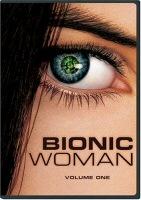 Bionic Woman Volume One DVD Cover Art