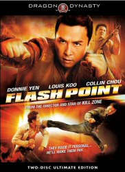 Flash Point DVD Cover Art
