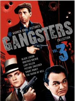 Warner Bros. Pictures Gangsters Collection Vol. 3 DVD Cover Art