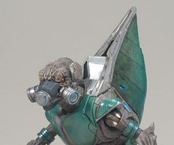Halo 3 Series 1 Grunt action figure by McFarlane Toys