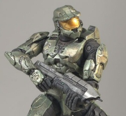 Halo 3 Series 1 Master Chief action figure by McFarlane Toys