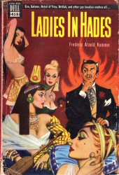 Ladies in Hades cover art