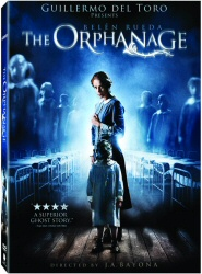 The Orphanage DVD cover art