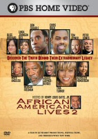 African American Lives 2 DVD cover art