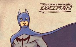 Batman: Science Ninja Hero