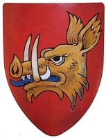 boar shield