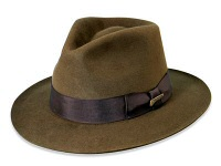 Official Indiana Jones Hat from ThinkGeek