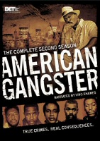 American Gangster Season 2 DVD Cover Art