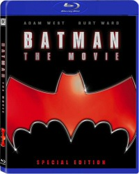 Batman the Movie Blu-Ray Cover Art