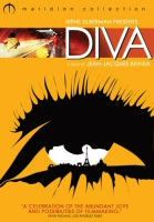 Diva DVD Cover Art
