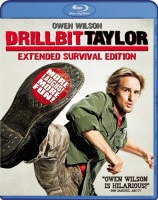 Drillbit Taylor Blu-Ray DVD cover art