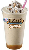 Baskin Robbins Heath Shake
