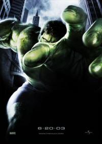The Hulk Poster 2003
