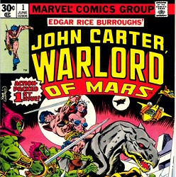 John Carter, Warlord of Mars #1