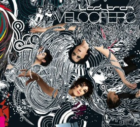 Ladytron: Velocifero CD cover art
