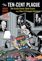Ten Cent Plague Audiobook Cover Art