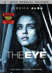 The Eye DVD Cover Art