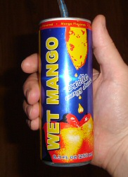 Wet Mango Exotic Energy Drink