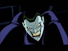 The Joker from Batman Beyond: Return of the Joker