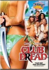 Club Dread DVD cover art
