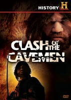 Clash of the Cavemen DVD Cover Art