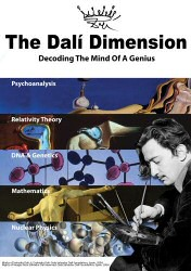 The Dali Dimension: Decoding the Mind of a Genius DVD Cover Art