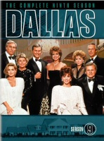 Dallas Season 9 DVD Cover Art