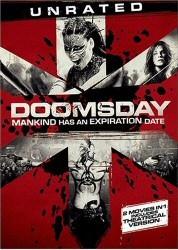 Doomsday DVD Cover Art