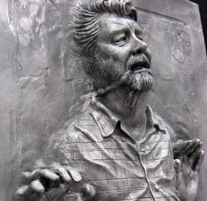 Lucas in Carbonite
