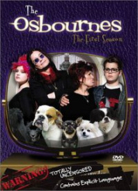 The Osbournes: The First Season DVD cover art