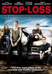 Stop-Loss DVD Cover Art