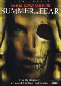 Summer of fear DVD cover