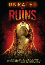 The Ruins DVD Cover Art