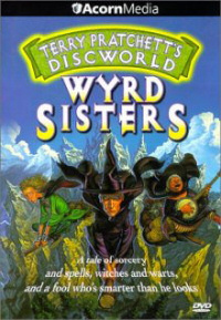 Wyrd Sisters DVD cover art