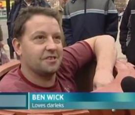 Ben Wick, Dalek
