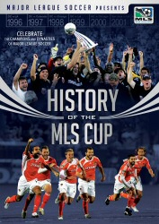 History of the MLS Cup DVD cover art