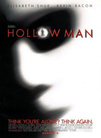 Hollow Man poster art