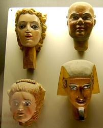 Marionettemuseum, Hohensalzburg Fortress in Salzburg, Austria