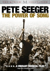 Pete Seeger: Power of Song DVD cover art