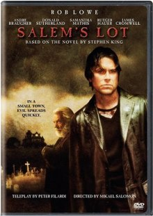 Salem's Lot (2004) - DVD cover art