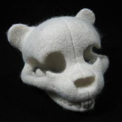 Teddy skull!
