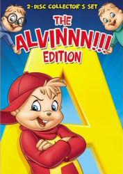 Alvin and the Chipmunks: Alvinnn!!! Edition